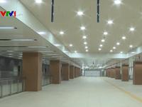Hàng nghìn kỹ sư, công nhân nỗ lực ngày đêm hoàn thiện tuyến Metro số 1