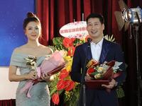 Hồng Diễm đoạt giải Cánh diều: 'Thành công đến hơi muộn so với độ tuổi của tôi'