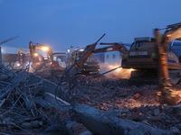 5 tiếng tìm kiếm nạn nhân trong đống đổ nát vụ sập công trình làm 10 người chết ở Đồng Nai