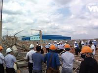 Đình chỉ tất cả công trình xây dựng liên quan đến chủ đầu tư công trình bị sập ở Đồng Nai
