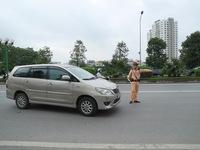 Xử phạt gần 1 tỷ đồng trong ngày đầu tổng kiểm soát phương tiện giao thông
