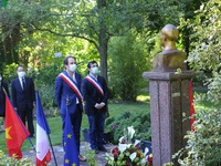 President Ho Chi Minh's 130th birthday celebrated in France