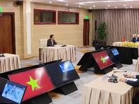 Thủ tướng Nguyễn Xuân Phúc nhấn mạnh công tác 'chống dịch như chống giặc' trước WHO
