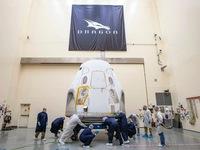 NASA: 2 phi hành gia sẽ lên trạm ISS bằng tàu vũ trụ của SpaceX