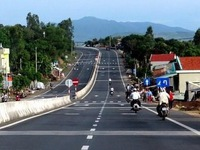 Upgrade of National Highway 1's Hau Giang-Soc Trang section approved