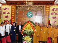 Permanent Deputy PM extends greetings on Buddha's birthday