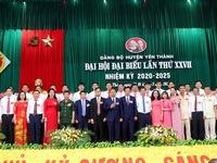 Đảng bộ các địa phương tỉnh Nghệ An tổ chức đại hội