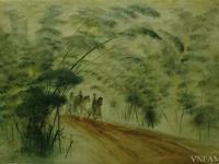 Artworks celebrate President Ho Chi Minh's birthday