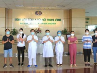 Six more patients recover from coronavirus in Vietnam
