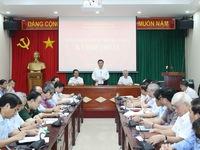 Ghi nhận những ý kiến đóng góp hoàn thiện dự thảo văn kiện trình Đại hội XIII của Đảng