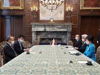 Chủ tịch Thượng viện Nhật Bản cảm ơn Quốc hội Việt Nam về món quà chống dịch COVID-19