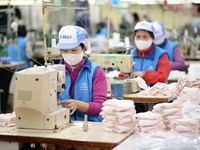 Opportunity for face mask production