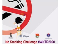 Contest launched to raise youths' awareness of tobacco harm