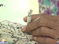 Trẻ em - nạn nhân từ thói quen hút thuốc lá