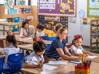 Phí ghi danh nhập học hàng chục triệu, học phí mầm non gần 400 triệu tại Hà Nội