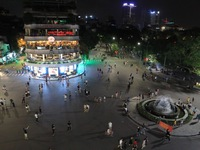 Hanoi's walking streets to resume on friday