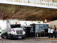 Nearly 6,500 tonnes of fresh lychee exported via Kim Thanh Border Gate