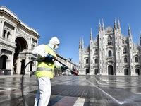 Pháp, Italy, Tây Ban Nha: Số ca tử vong do COVID-19 thấp sau nhiều tháng