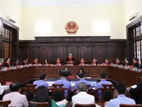 VIDEO Ngày xét xử giám đốc thẩm đầu tiên vụ án Hồ Duy Hải