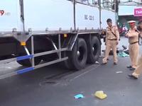 """Nhiều vụ tai nạn thương tâm do """"hung thần"""" xe tải ở thành phố Cà Mau"""