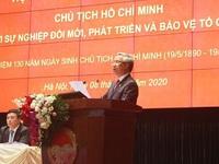 Thấm nhuần sâu sắc và thực hiện tốt những Di huấn của Chủ tịch Hồ Chí Minh