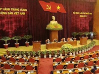 Party Central Committee handles personnel matters on fourth working day of 12th plenum