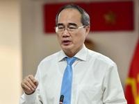 Bí thư TP. HCM Nguyễn Thiện Nhân: Xử lý dứt điểm 'băng nhóm áo cam'