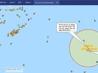 Vụ tàu cá va chạm tàu hàng tại Hải Phòng: Phát hiện đầu lưới đánh cá gần nơi tàu chìm