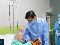 Bệnh nhân 91 chuyển từ điều trị sang điều dưỡng