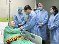 Điều tuyệt vời phía sau sự hồi phục phi thường của bệnh nhân 91