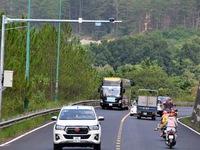 Tăng cường giám sát qua camera trên đường cao tốc