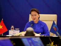 AIPA và ASEAN cần nâng tầm quan hệ đối tác, cùng đưa 'con thuyền' ASEAN vượt dông bão