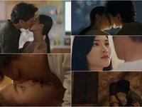 Cặp đôi nào sở hữu nhiều màn khóa môi nóng bỏng nhất 'Nhà trọ Balanha'?