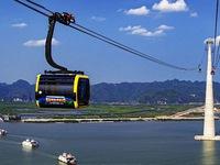 Hai Phong inaugurates cable car route to Cat Ba Island