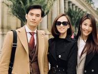 Nhớ Praha, Lã Thanh Huyền tung loạt ảnh hậu trường 'Tình yêu và tham vọng'