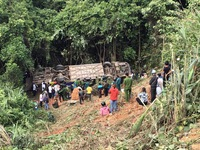 Vụ xe khách rơi xuống vực: Thêm 1 người tử vong, xe chạy sai lộ trình