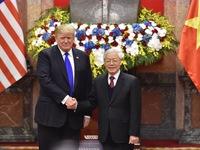 Quan hệ Việt Nam - Hoa Kỳ bước sang một trang hoàn toàn mới