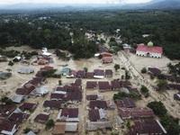 Lũ lụt gây thiệt hại nghiêm trọng tại Indonesia, ít nhất 36 người thiệt mạng