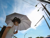 Scorching heat in northern and central Vietnam to recede in early July