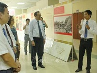Exhibition praises President Ho Chi Minh