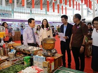 Thailand's products promoted in Hai Phong city