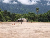 Floods claim five lives, cause damage in northern province