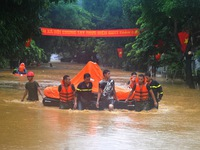 Vietnam to be more proactive in heavy rain and flood prevention