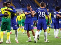 Chelsea win to boost Champions League chances
