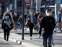 Italy phạt tới 1.000 Euro người không đeo khẩu trang