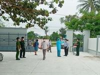 Quảng Nam: Cách ly hơn 100 người liên quan 2 bệnh nhân COVID-19 tại Đà Nẵng