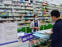 Hiệu thuốc phải ghi lại họ tên, số điện thoại của người mua thuốc ho, sốt