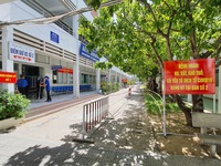 Tích cực truy vết tìm nguồn lây COVID-19 tại TP Đà Nẵng