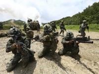 Bất chấp dịch COVID-19, Mỹ và Hàn Quốc vẫn tập trận chung trong tháng 8