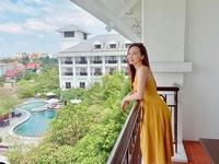 Bảo Thanh có villa ở Đà Nẵng, đang tự cách ly phòng dịch COVID-19